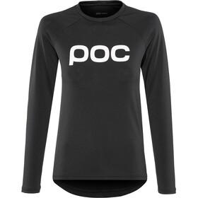 POC Essential MTB Langærmet cykeltrøje Damer sort